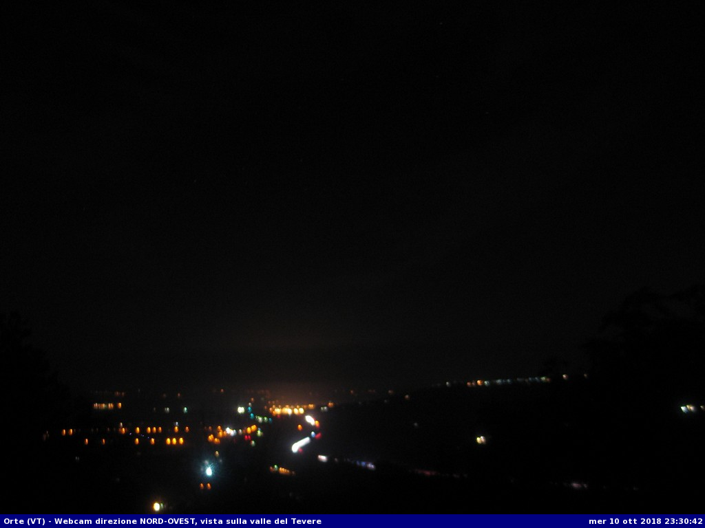 Webcam Orte Valle del Tevere VT Live webcamera